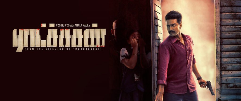 ratsasan movie review
