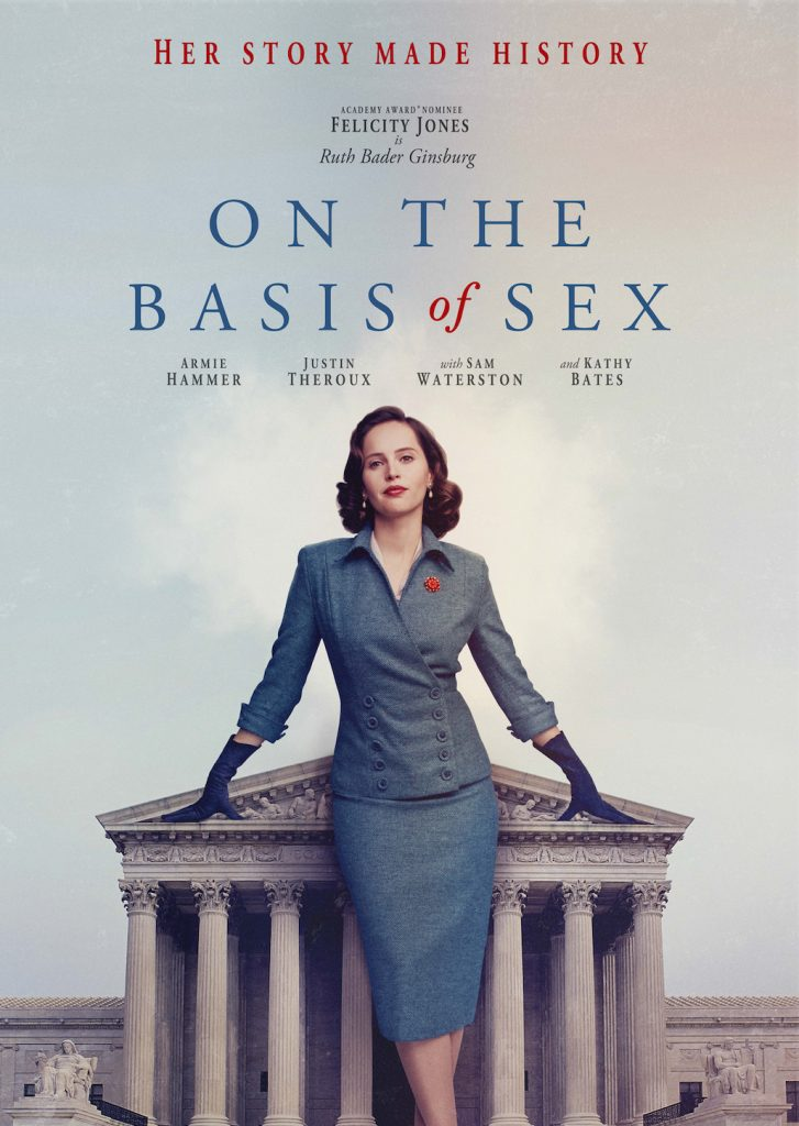 On The Basis of Sex review