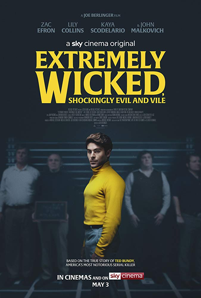 Extremely Wicked, Shockingly Evil and Vile Review