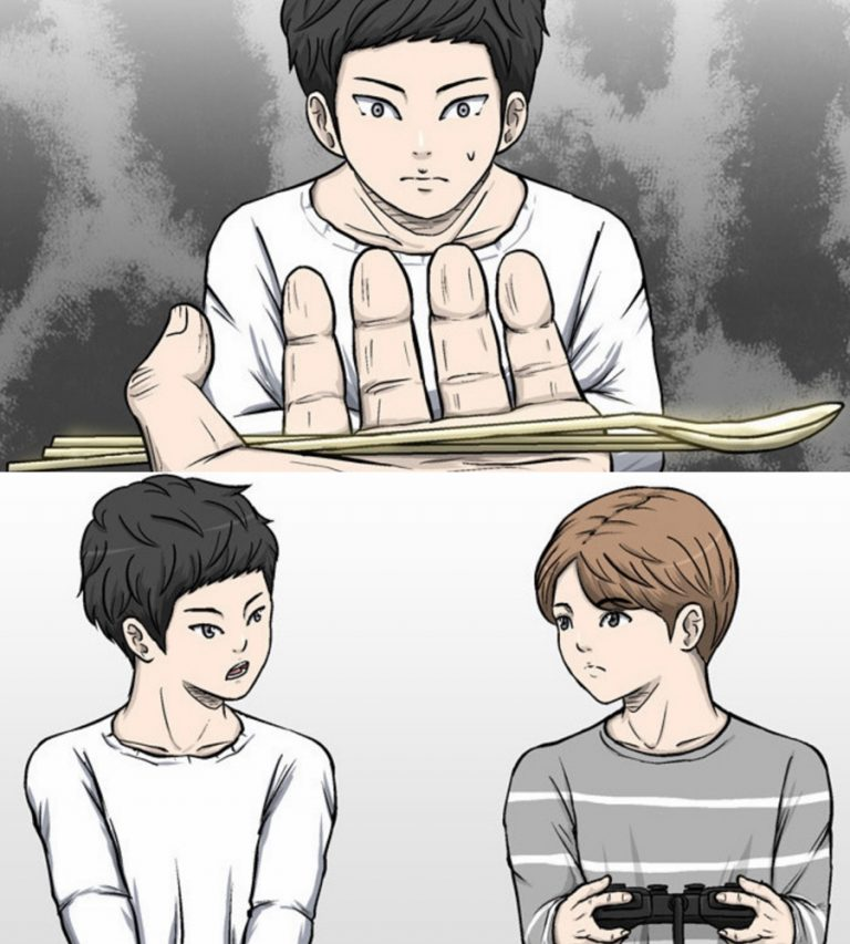 golden spoon webtoon