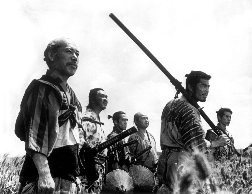 seven samurai review indonesia