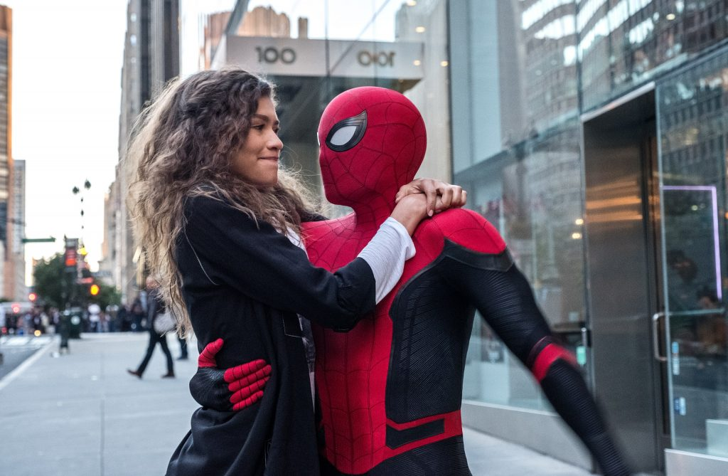 Review SpiderMan Far From Home Non Spoiler