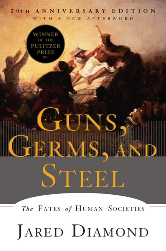 guns germs and steel review