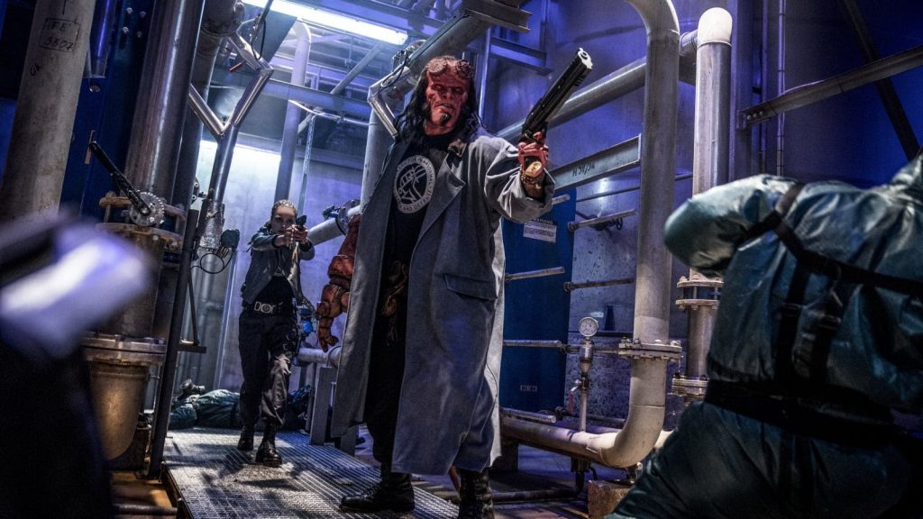 hellboy 2019 review
