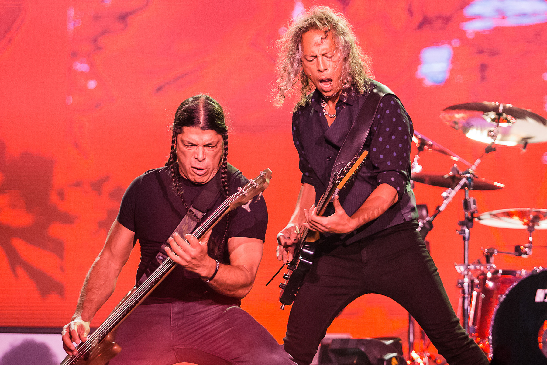 metallica the wedding band