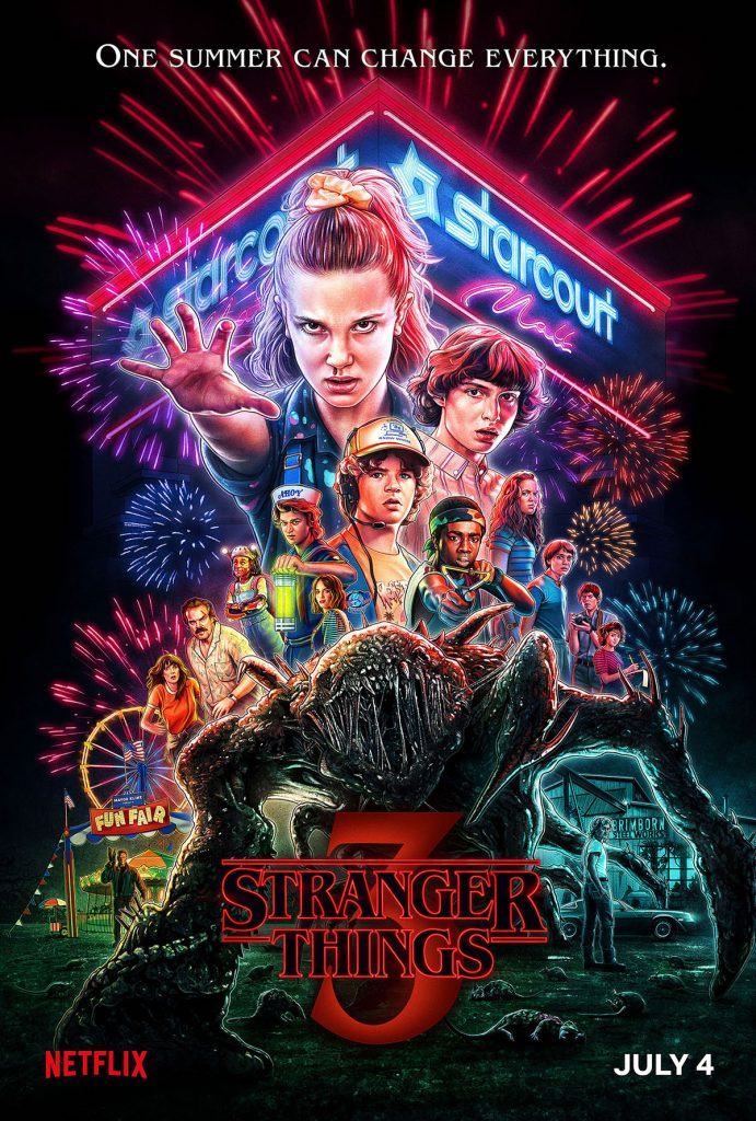 stranger things season 3 review indonesia