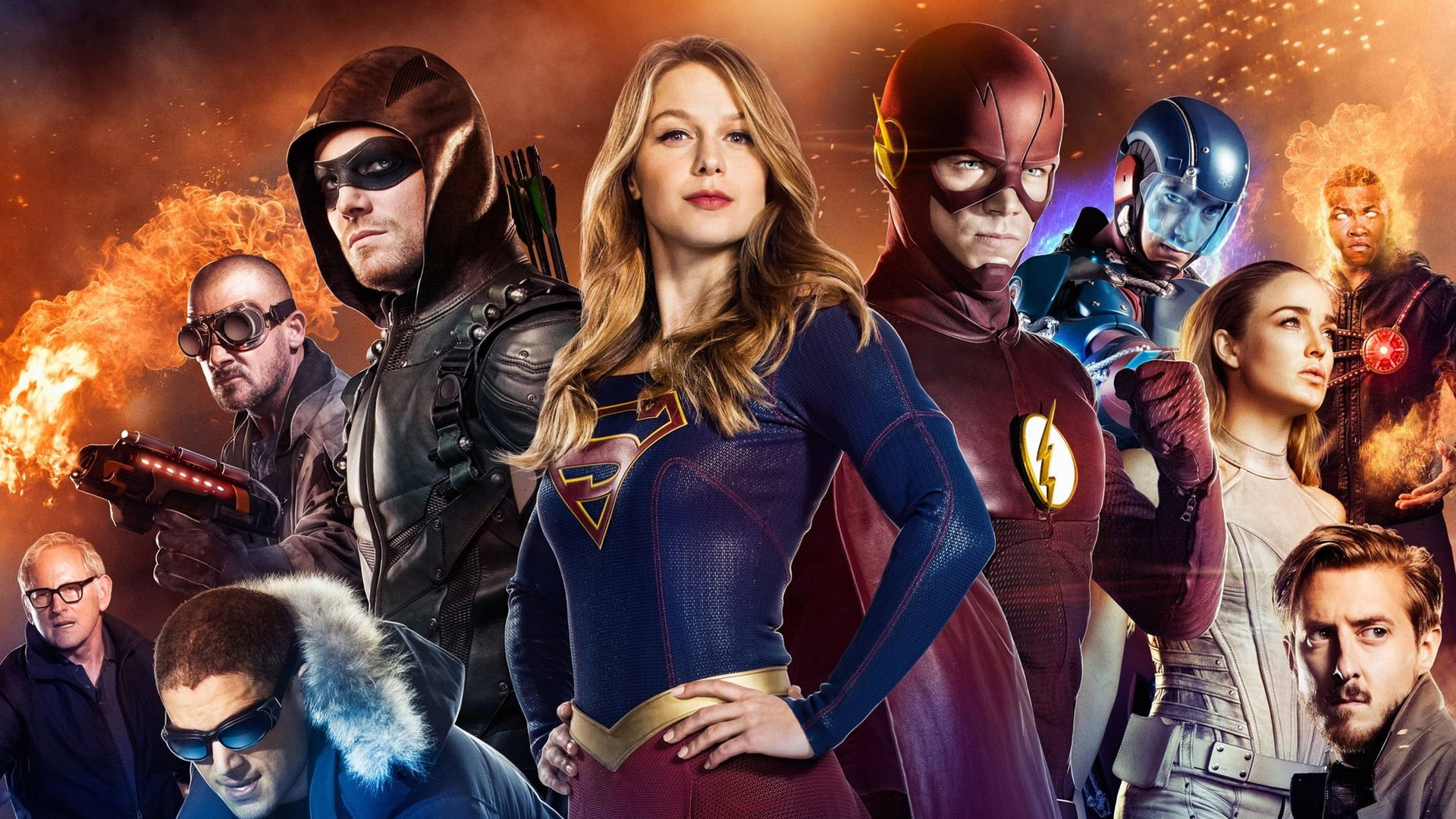 DC serial TV comic con 2019 san diego