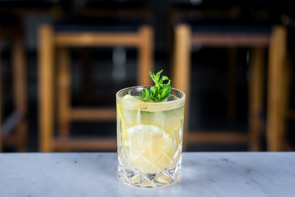 Billy Ho Gin Gin Mule