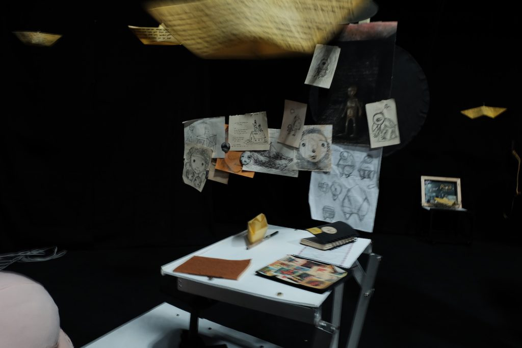 Punno: Letters to the Sky Papermoon Puppet
