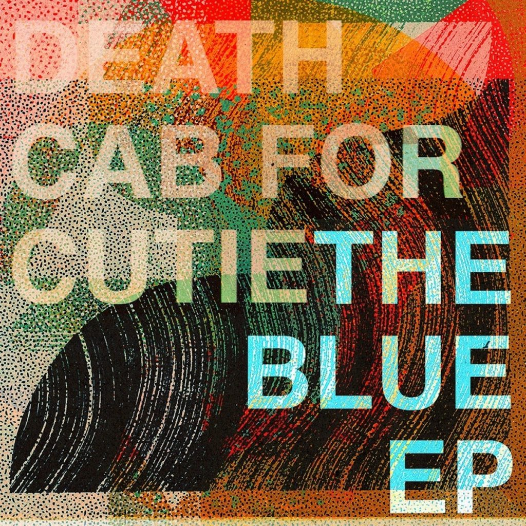death cab for cutie the blue ep album review