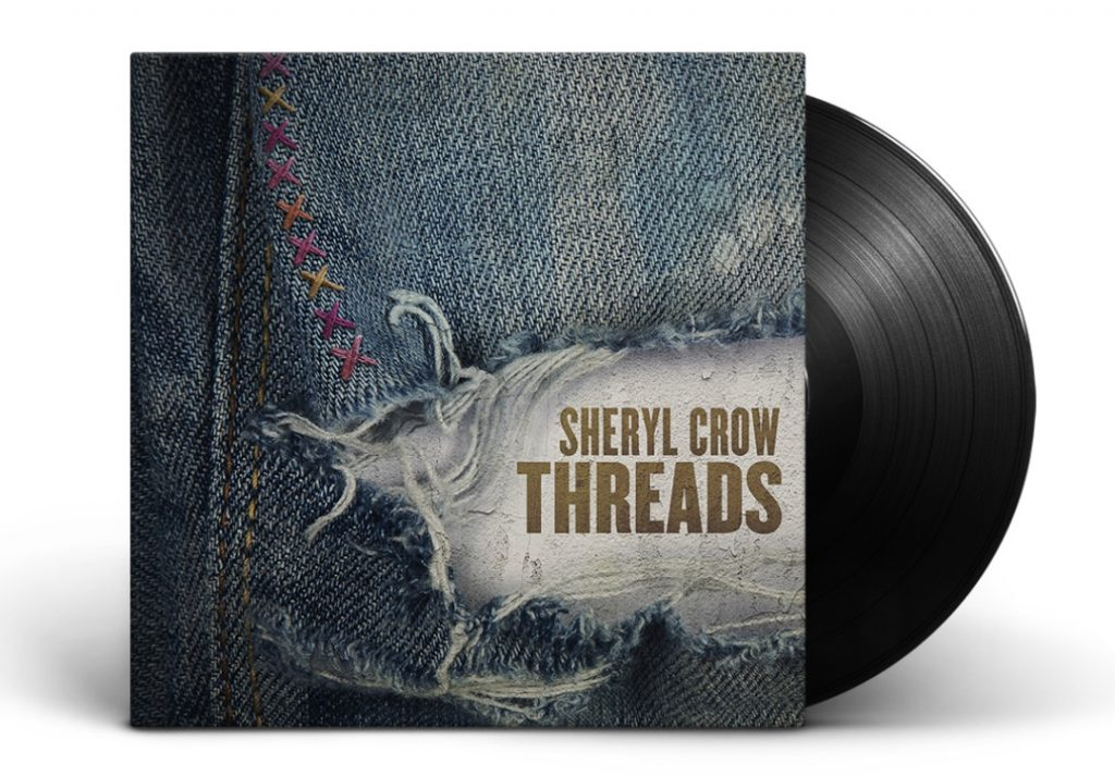 sheryl crow threads album review