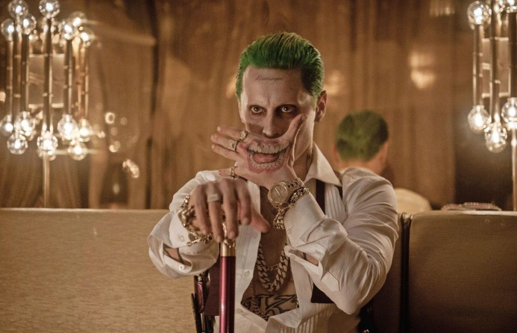 Jared Leto - Suicide Squad (2016)