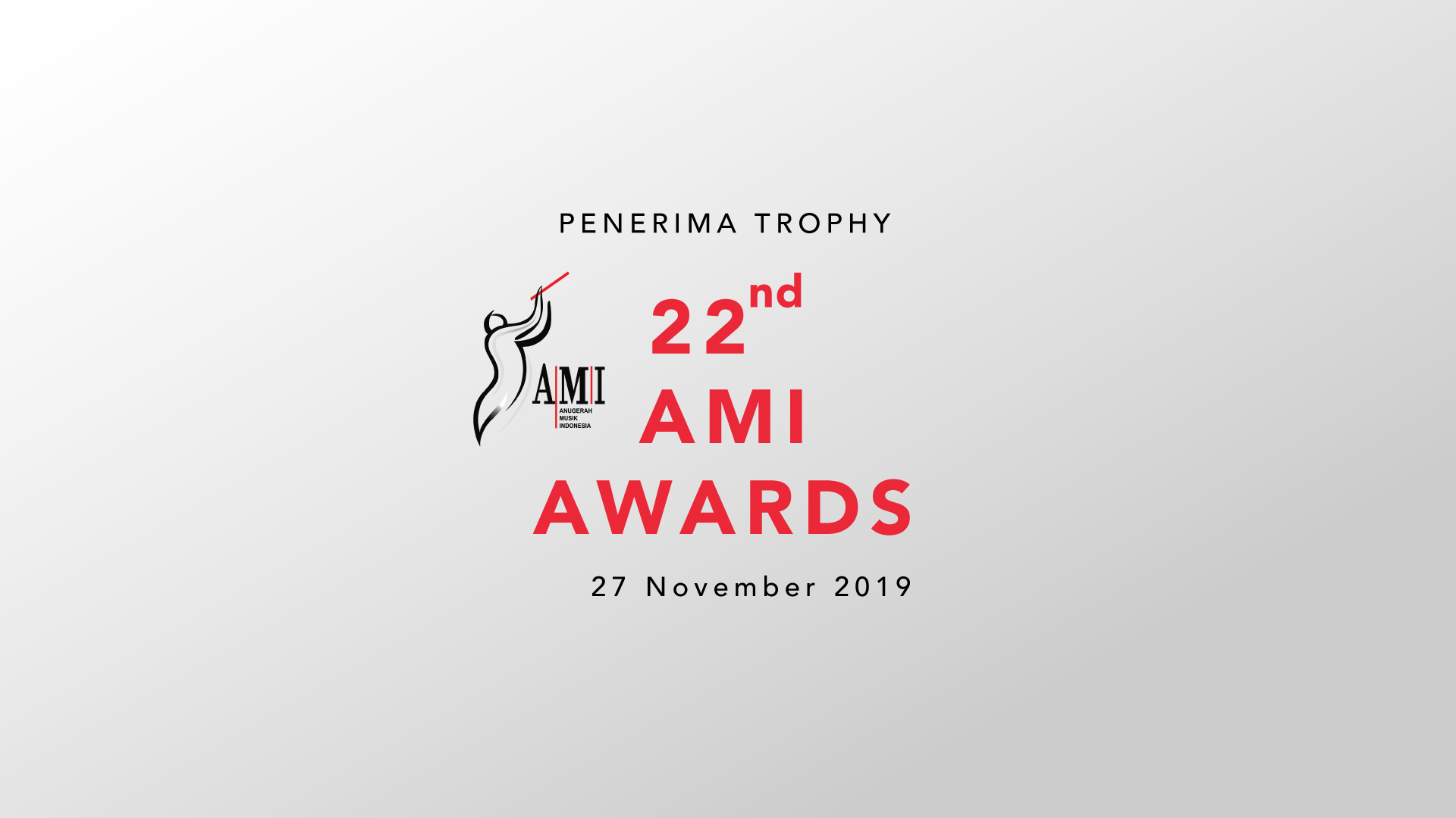 ami awards 2019