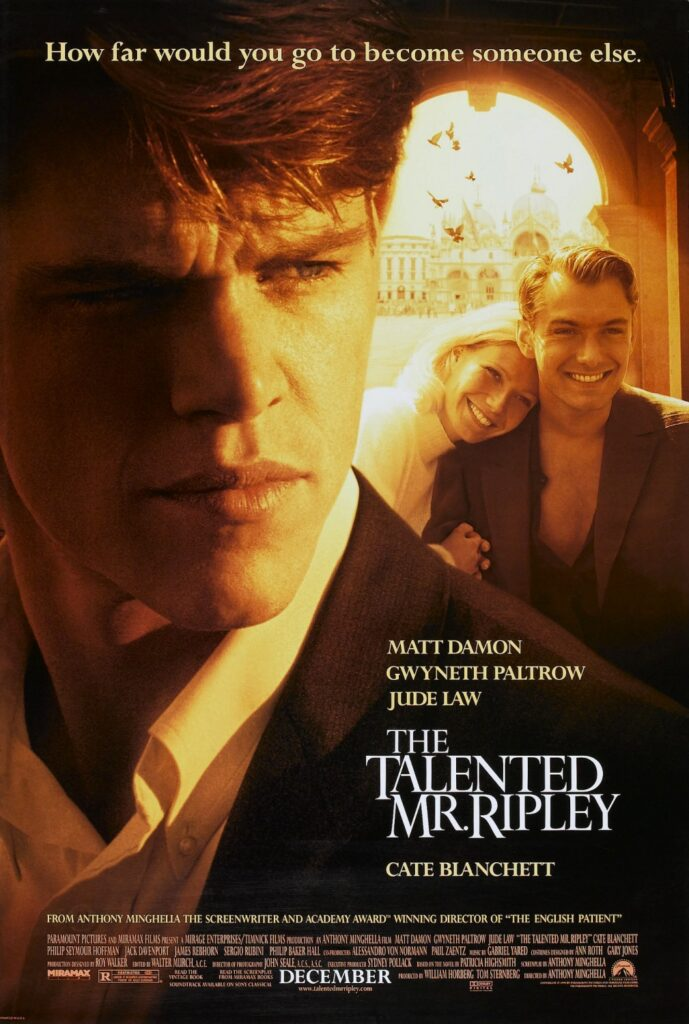 The Talented Mr. Ripley Review